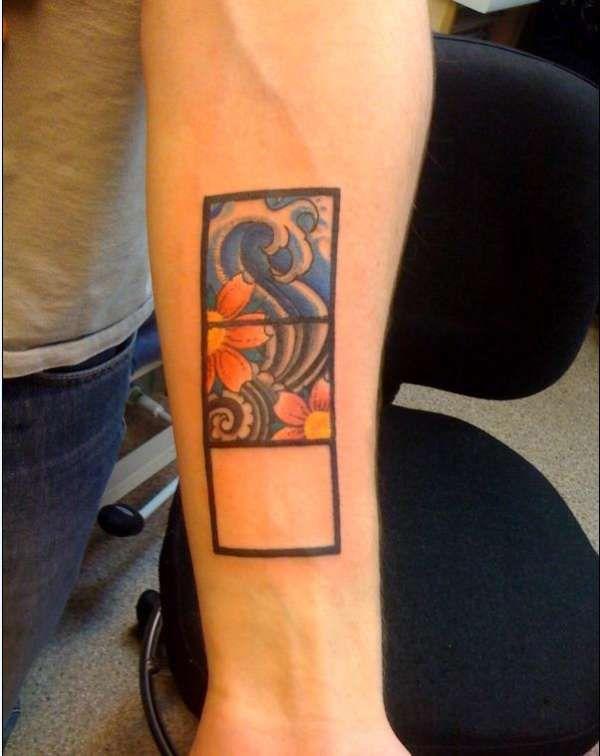 John Mayer Tattoo Forearm
