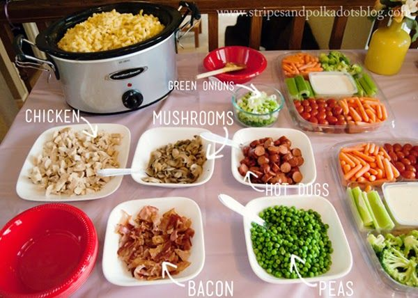 And Mash And Cheese Potatos Macaroni Bone T