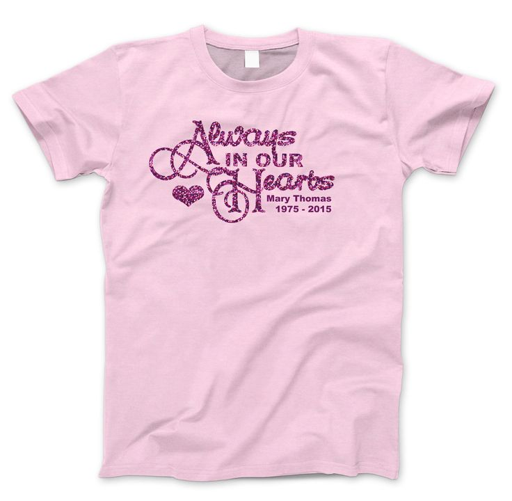 Memorial Cancer T Shirt Ideas