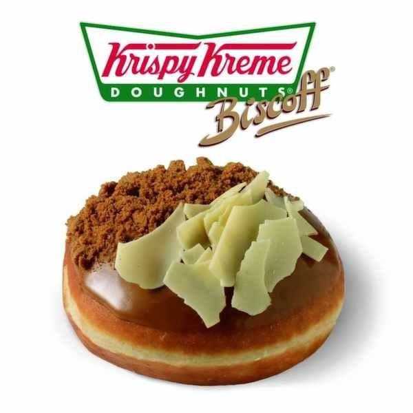 Doughnut Krispy Kreme Truck