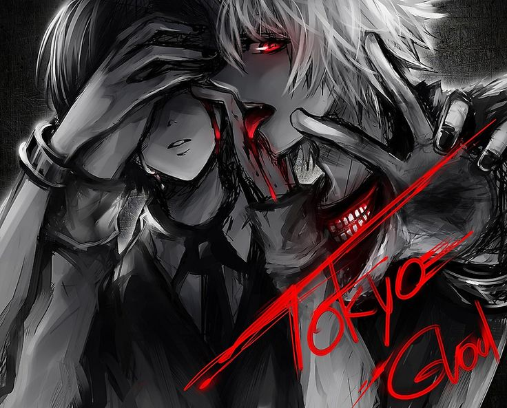 Ghoul Touka X Tokyo Kaneki Ken
