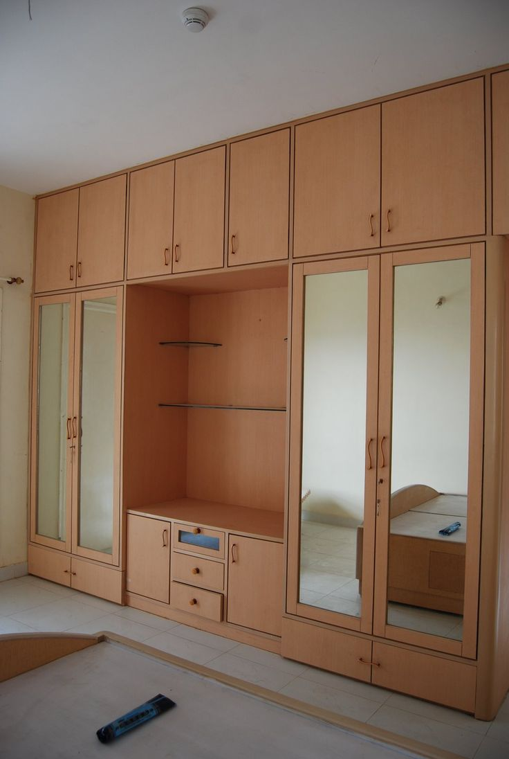 Wooden Wardrobe Closets Sale