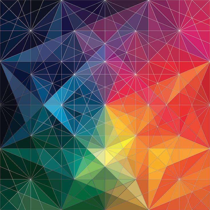 Geometric Shapes Prism School Project