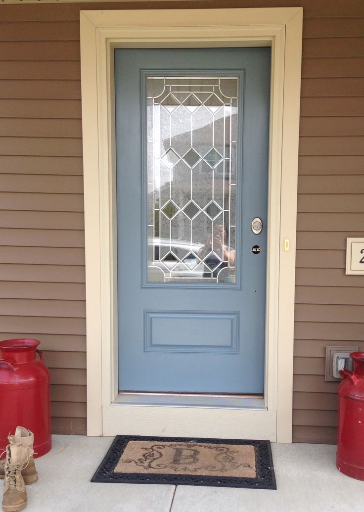 Front Door Color Picking