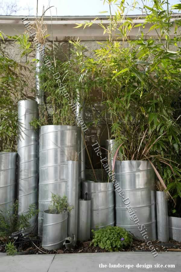Raised Metal Garden Planters