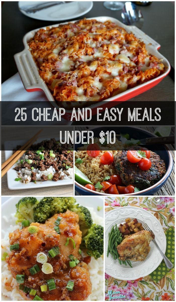 Really Cheap Meals Two