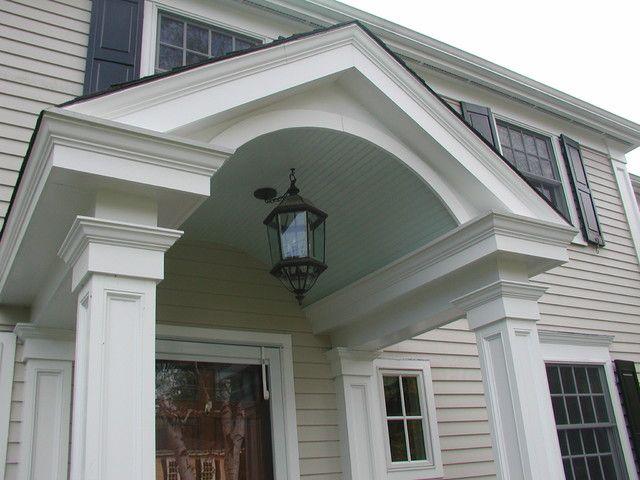 Exterior Pillars Homes