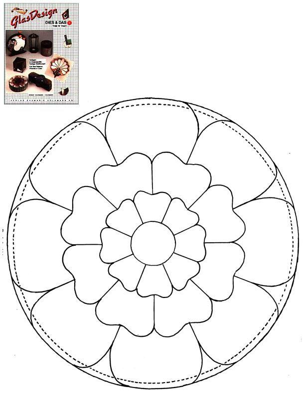 Simple Mosaic Patterns Printable