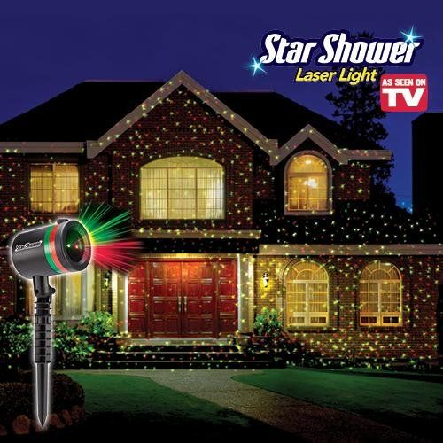 Lights Amazon Christmas Laser