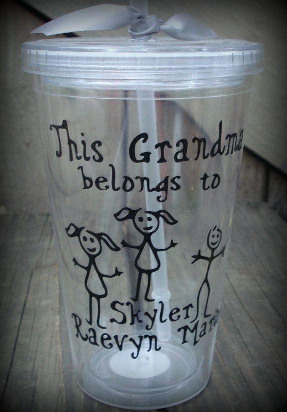 S Shirts Personalized Grandma T