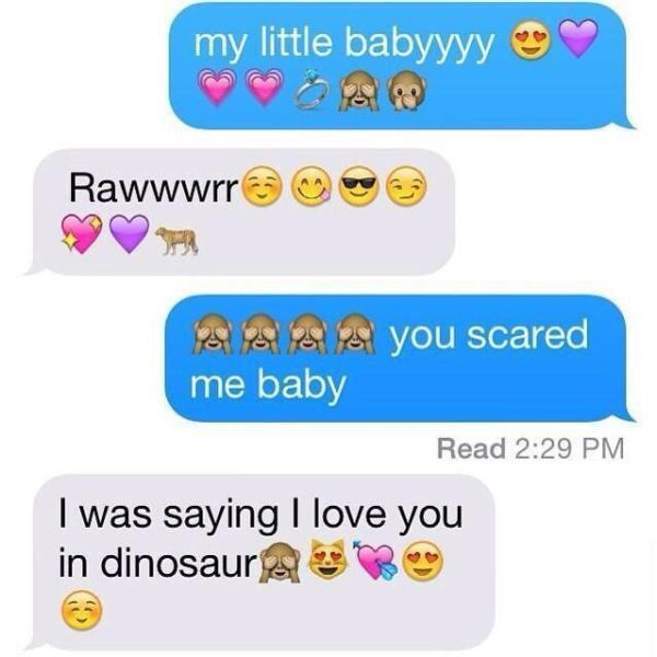 Freaky Relationship Goals Quotes Emoji