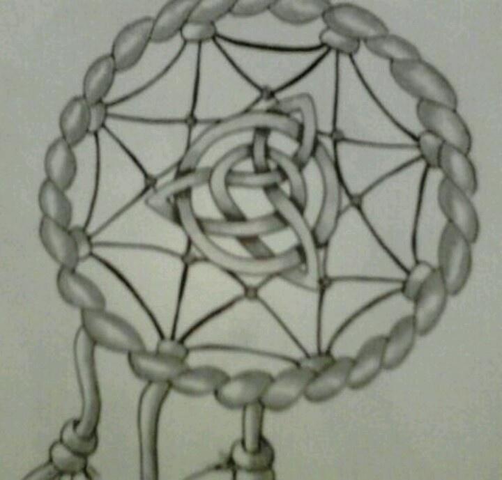 Celtic Symbol Triquetra