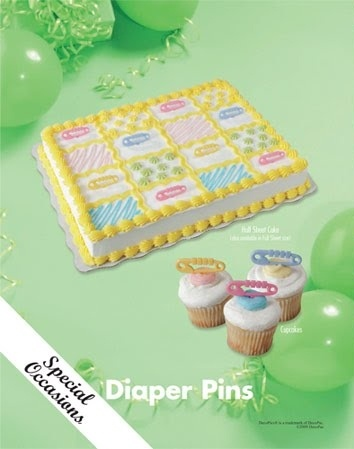 Sam S Club Baby Shower Cake Throwing Bro S Baby Shower