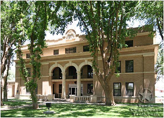 Falfurrias Brooks County Courthouse