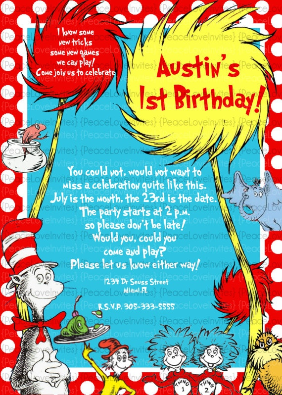 Buy Party Invitations Online