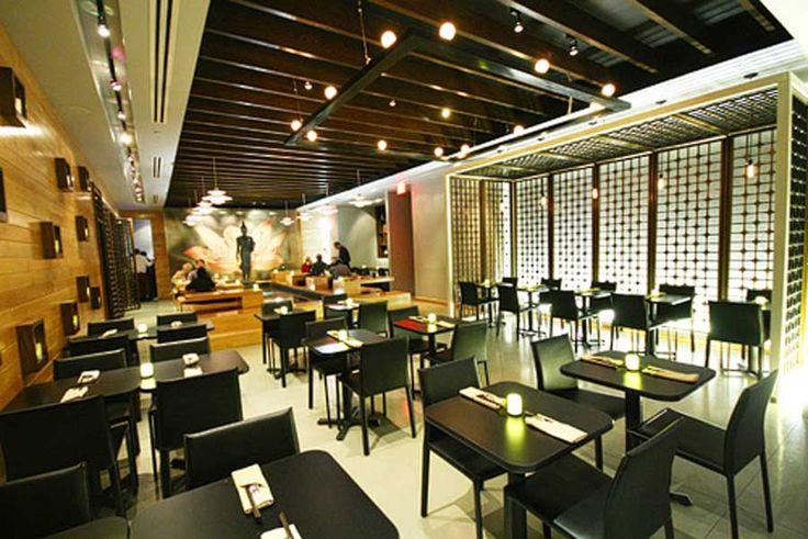 Modern Buddhist Restaurants