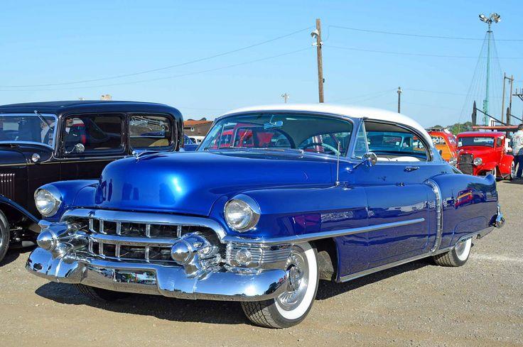 1953 1954 Buick Skylark Club