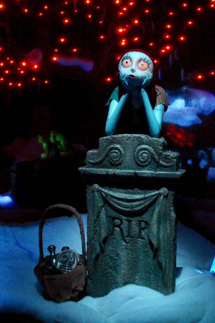 Nightmare Before Christmas Jack In The Sleigh
