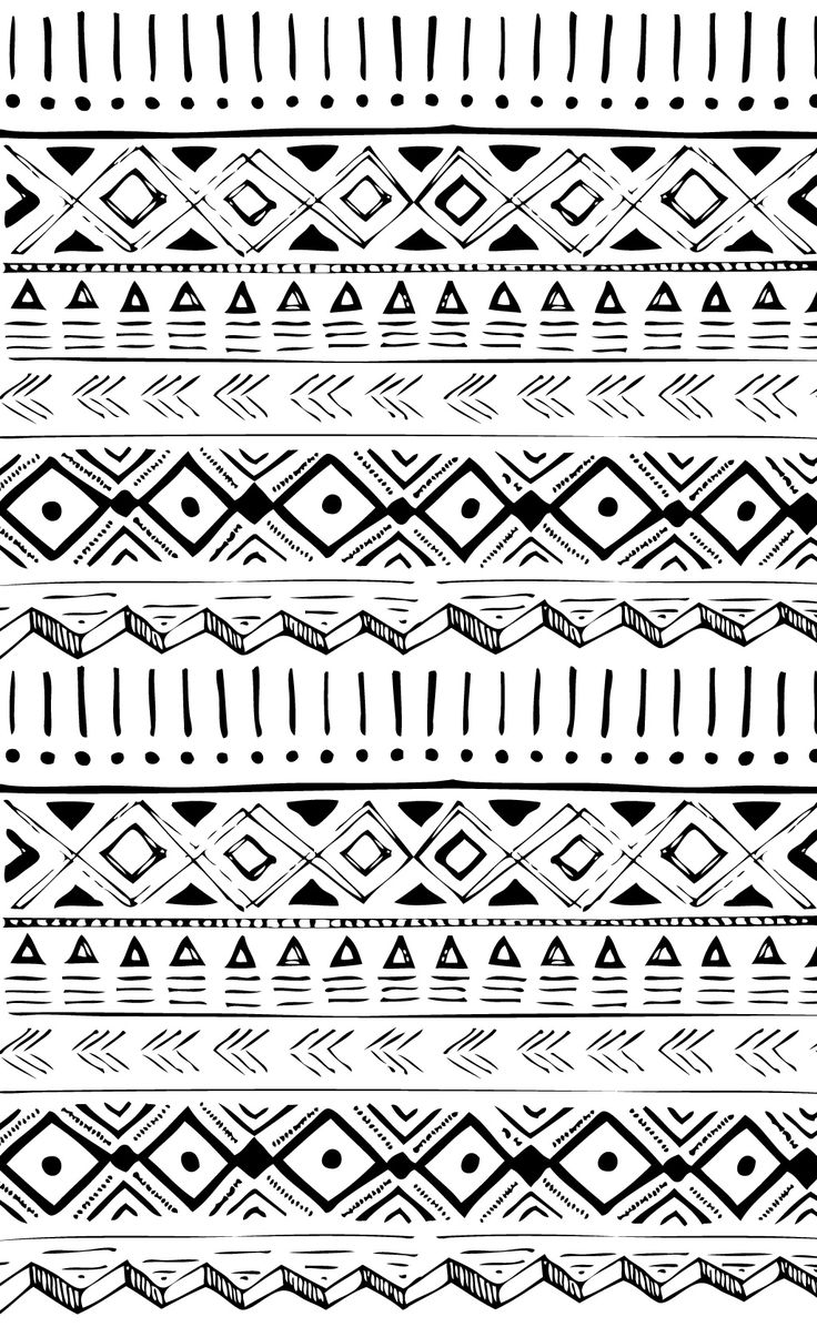 Native American Wall Border Patterns