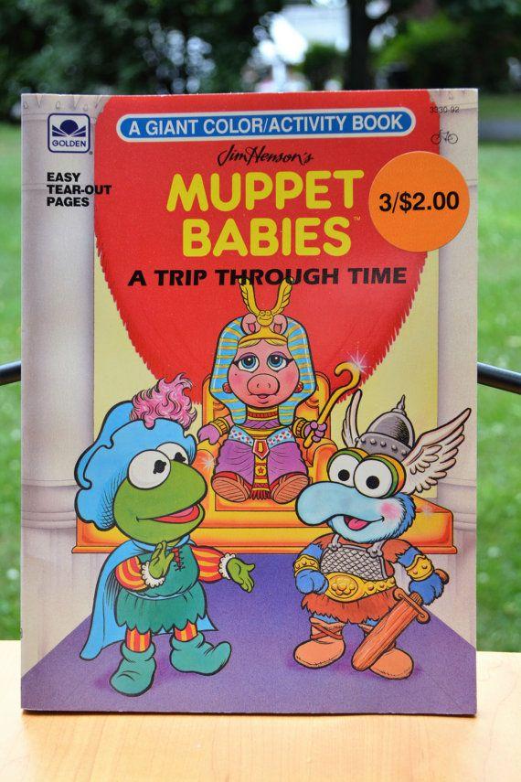 Jim Henson Christmas Toy Book