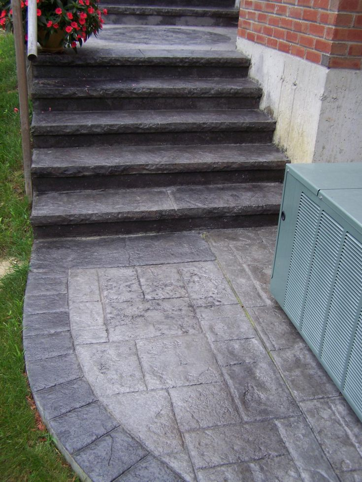 Gs Flatwork Llc Concrete Steps Porch And Path