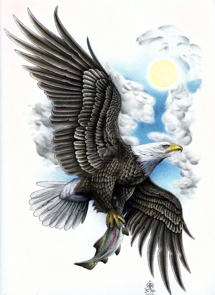 Art Drawings Angel Wolf
