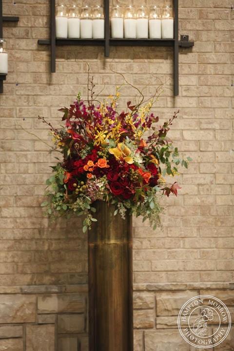 Church Wedding Decoration Ideas Altar