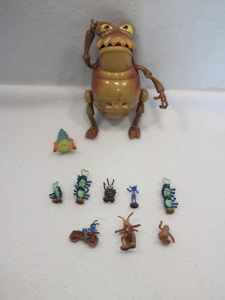 Disney Life Toys Bugs