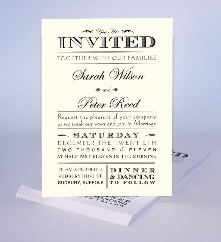 Cheap Hollywood Invitations