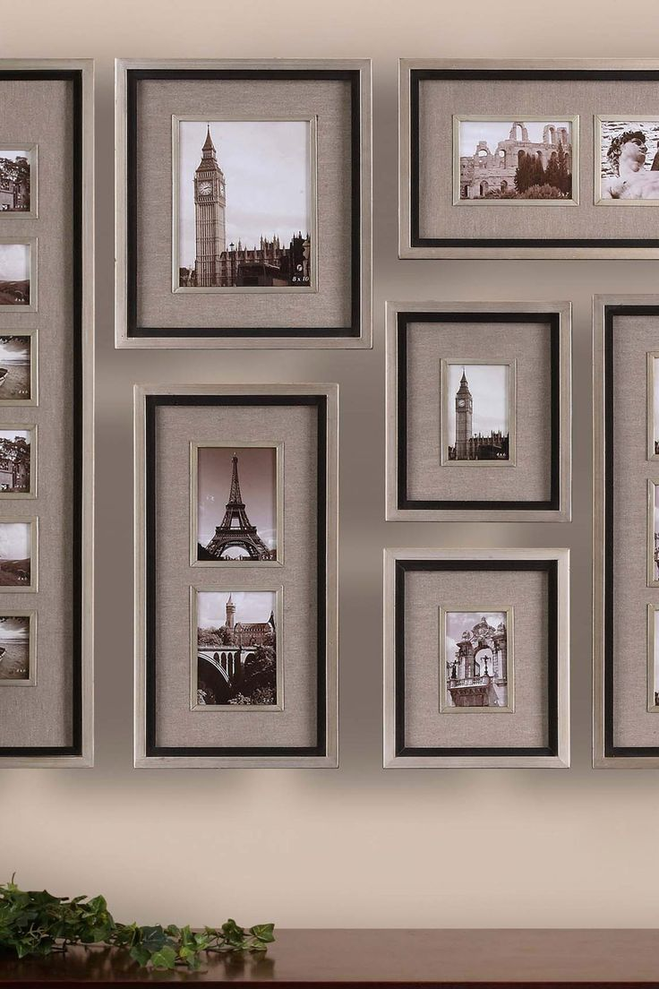 Picture Frames Hanging Unique Wall
