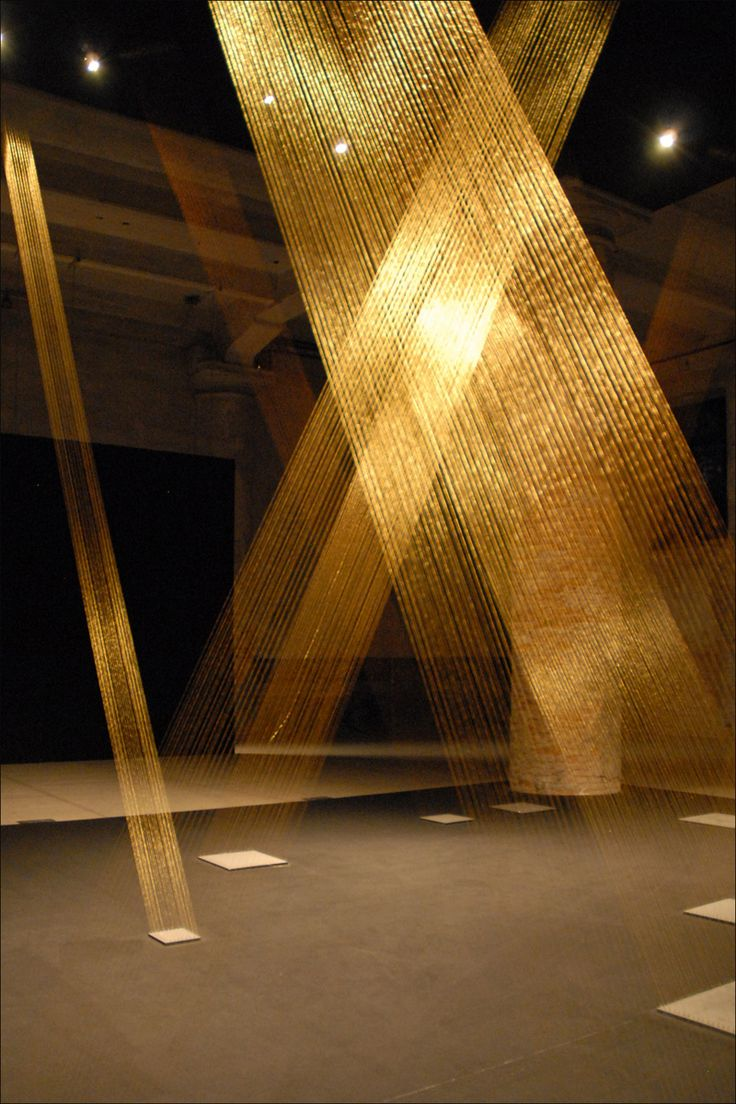 Rope Light Art