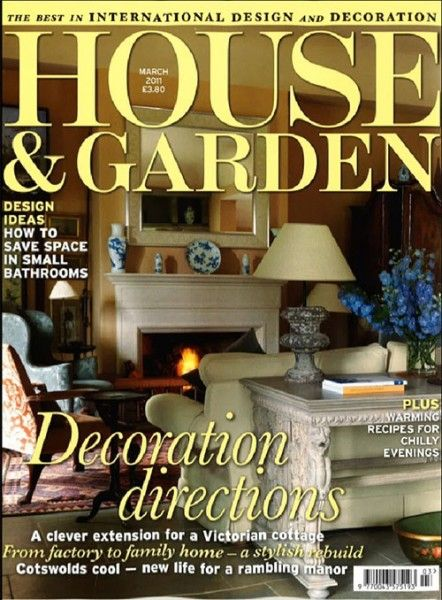 High End Decor Magazines