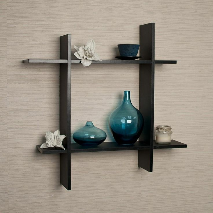 Chunky Floating Shelves