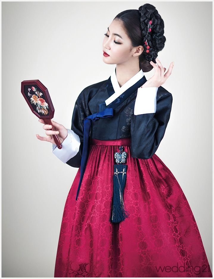 Korean Han Bok Traditional Wear