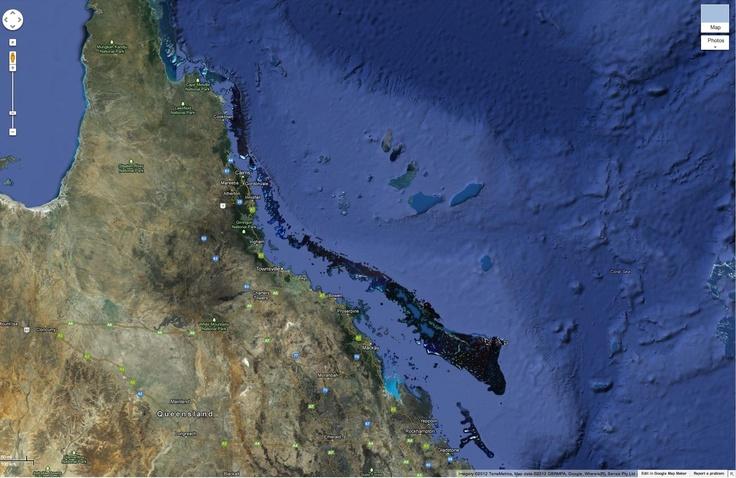 Reef Diving Barrier Scuba Great