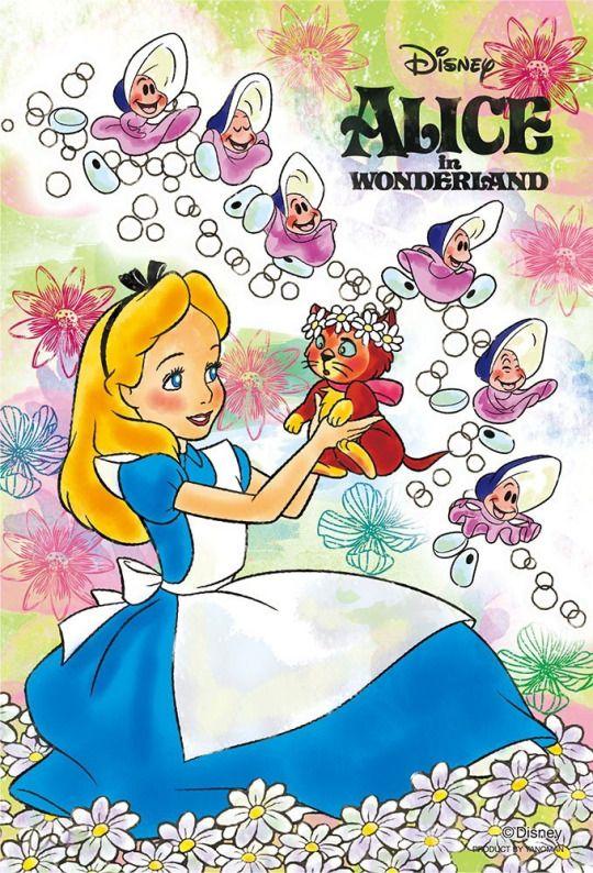 Clams Alice Wonderland Eating