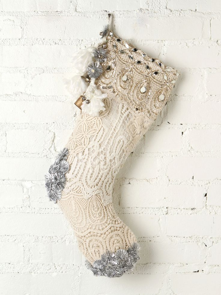 coastal christmas stockings patterns for crochet - Coastal Christmas Stockings