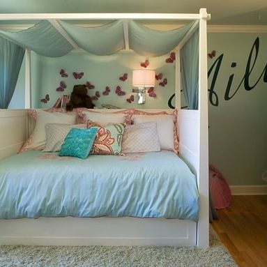 Pre Teen Girls Room Design Ideas Pictures Remodel And