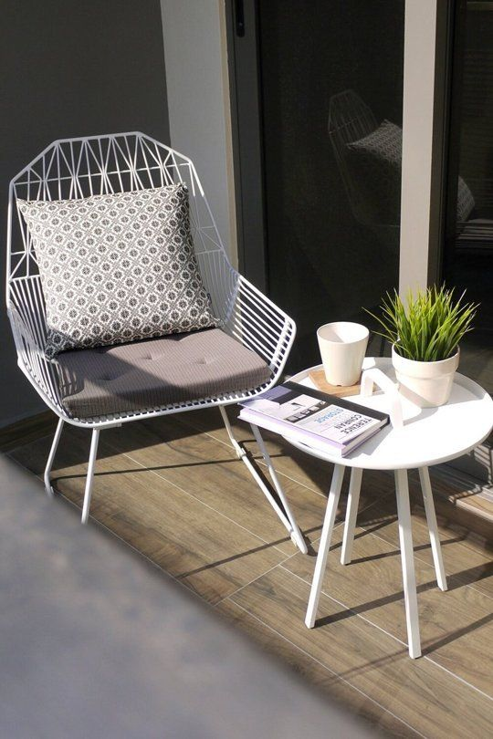 Small Balcony Furniture Sets