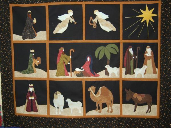Nativity Set Free Patterns