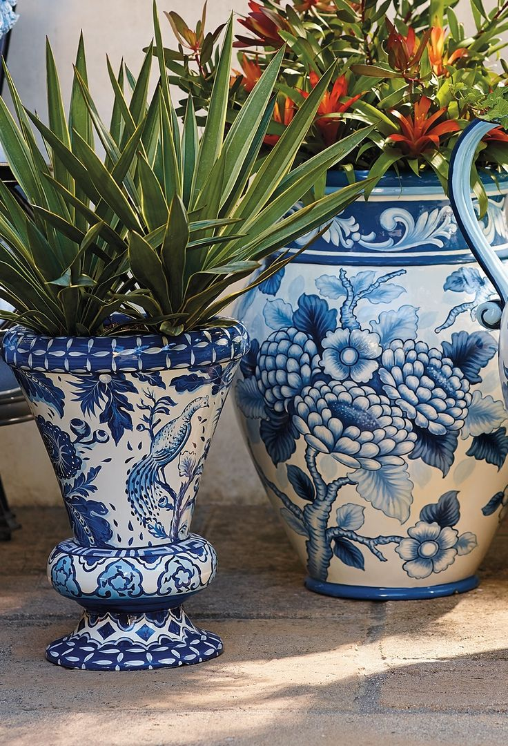 Outdoor Pottery Sale