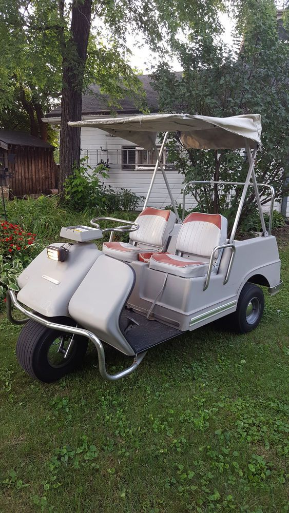 Columbia Electric Carts