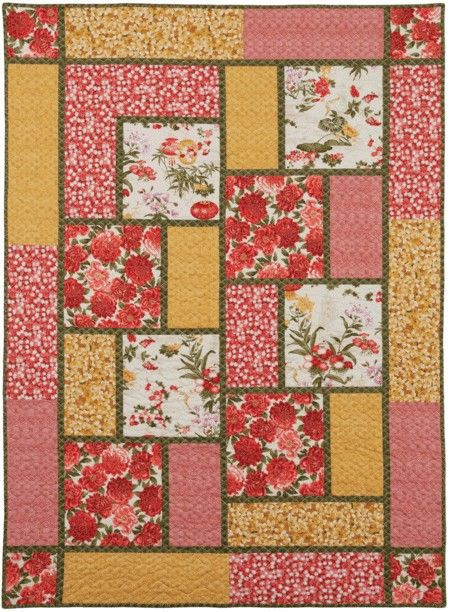 Solid Color Quilts
