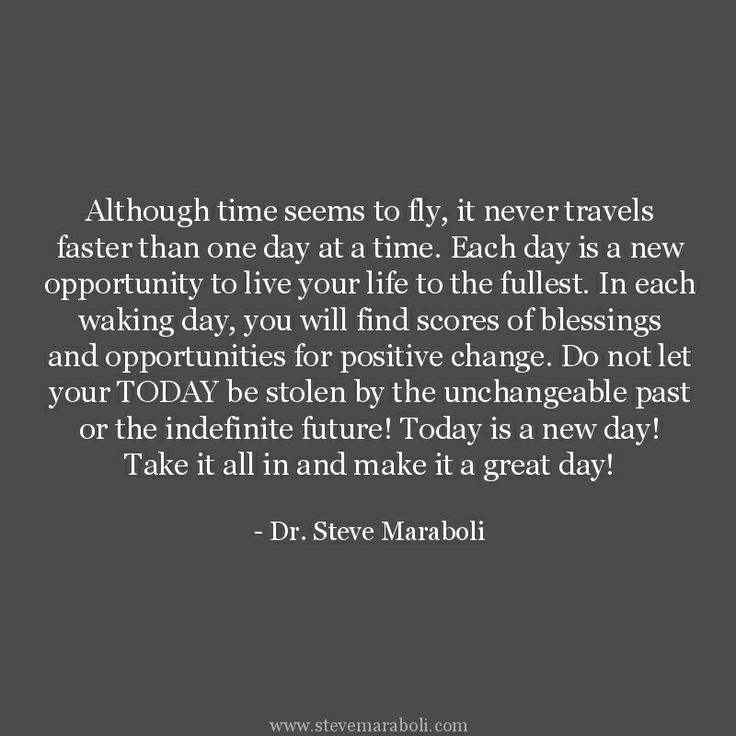 Strive Future Live And Each Day Fullest