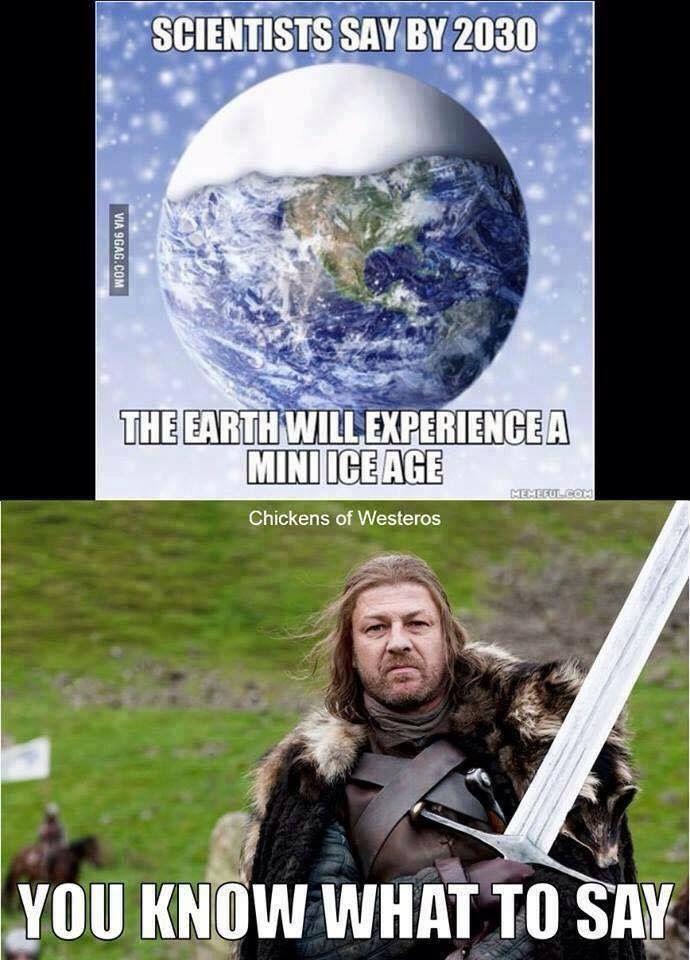 Baseball Meme Ned Stark Coming