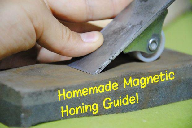 Sharpening Knife Guide Kitchen