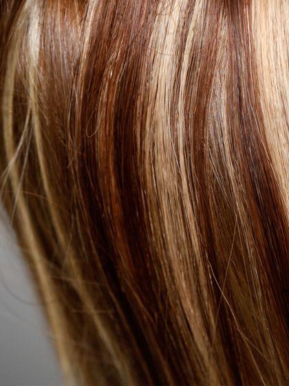 Brown Hair Low Lights