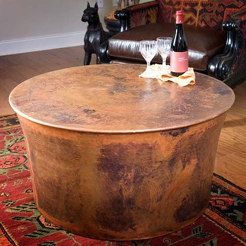 30 Inch High Round Table