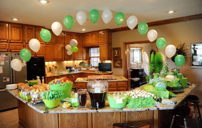 Kitchen Party Decor Zambia