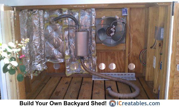 Portable Storage Sheds